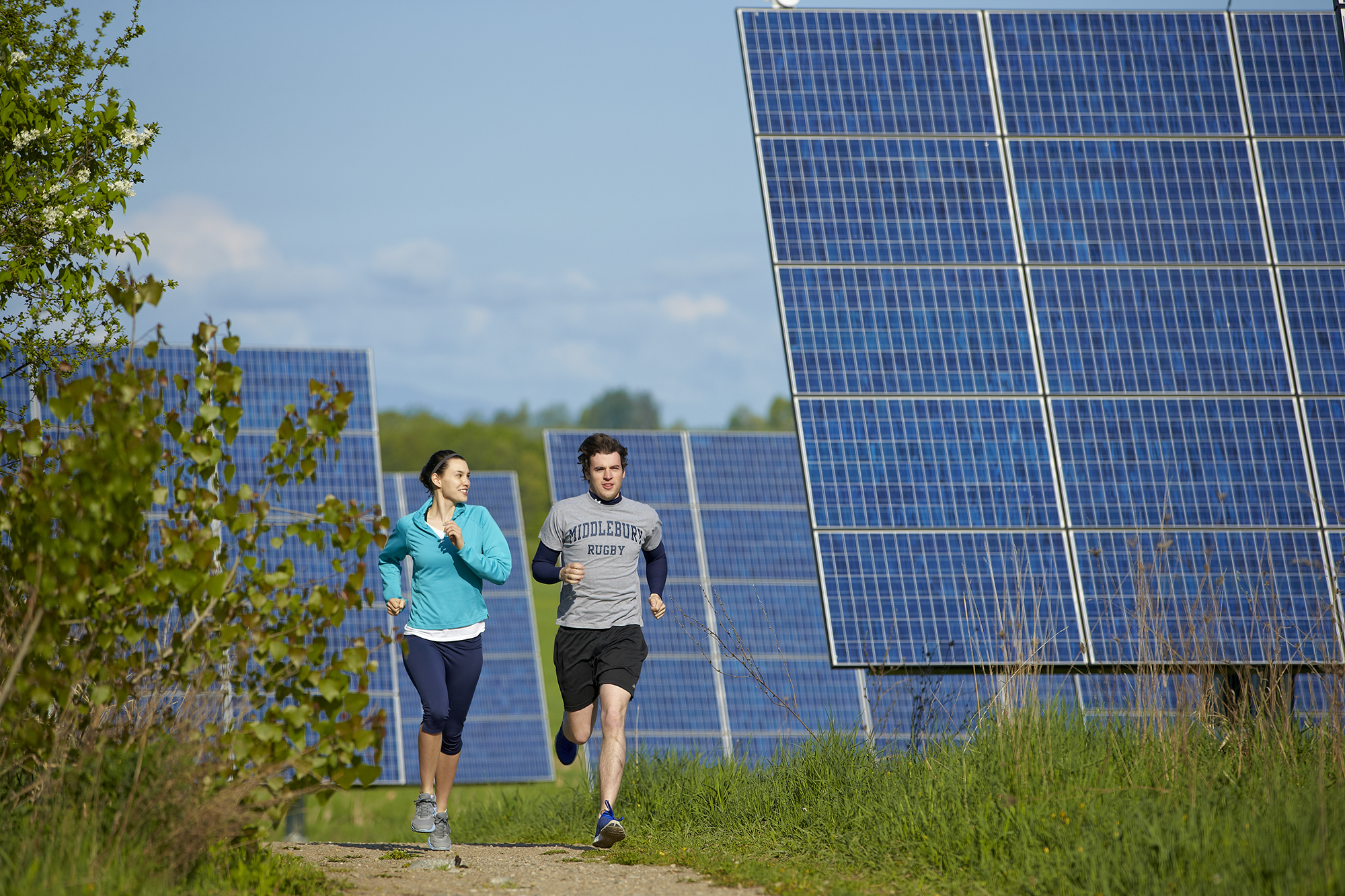on college campuses signs of progress on renewable energy yale e