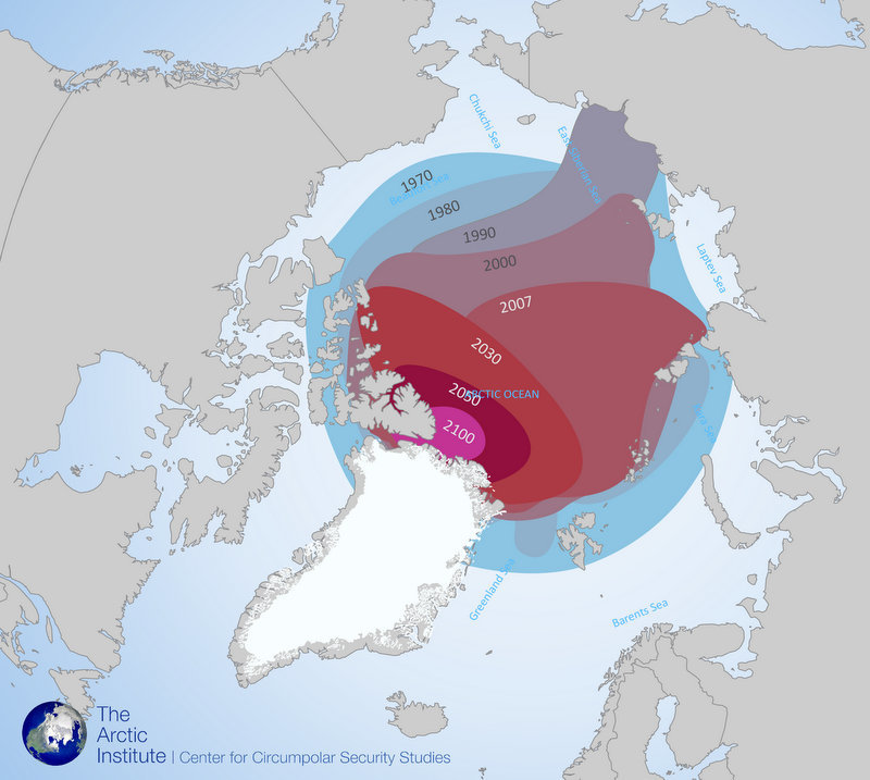 Shipping Plans Grow as Arctic Ice Fades Yale E360