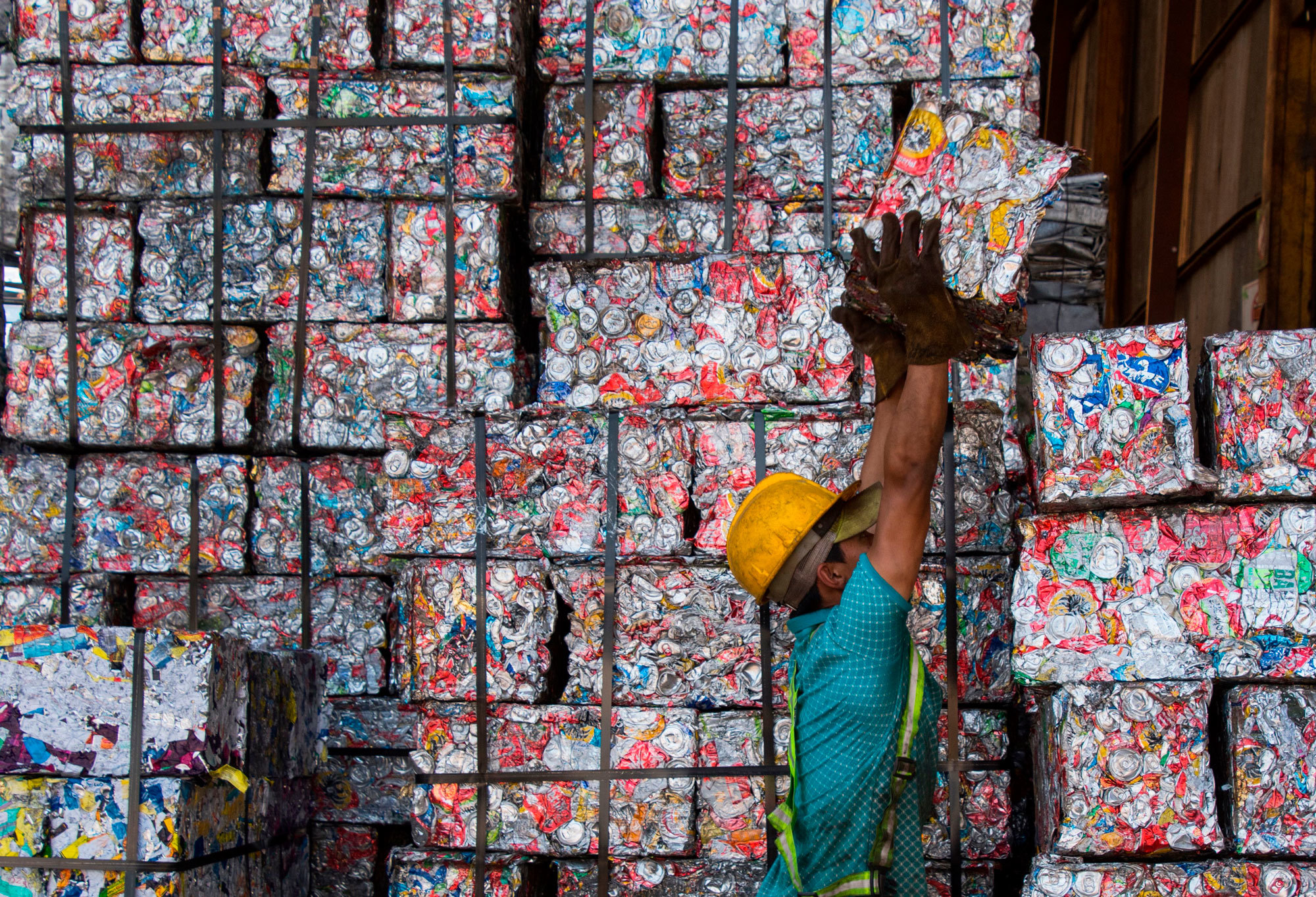 Piling Up How China s Ban on Importing Waste Has Stalled