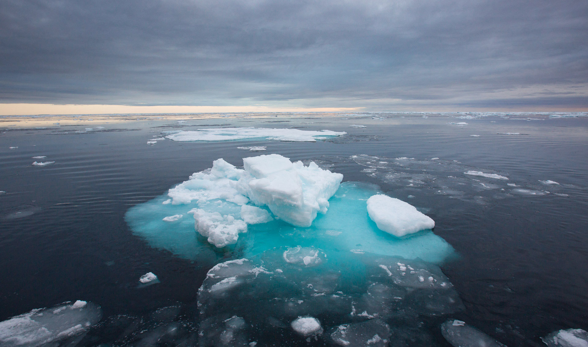 photo of Why Rising Acidification Poses a Special Peril for Warming Arctic Waters image