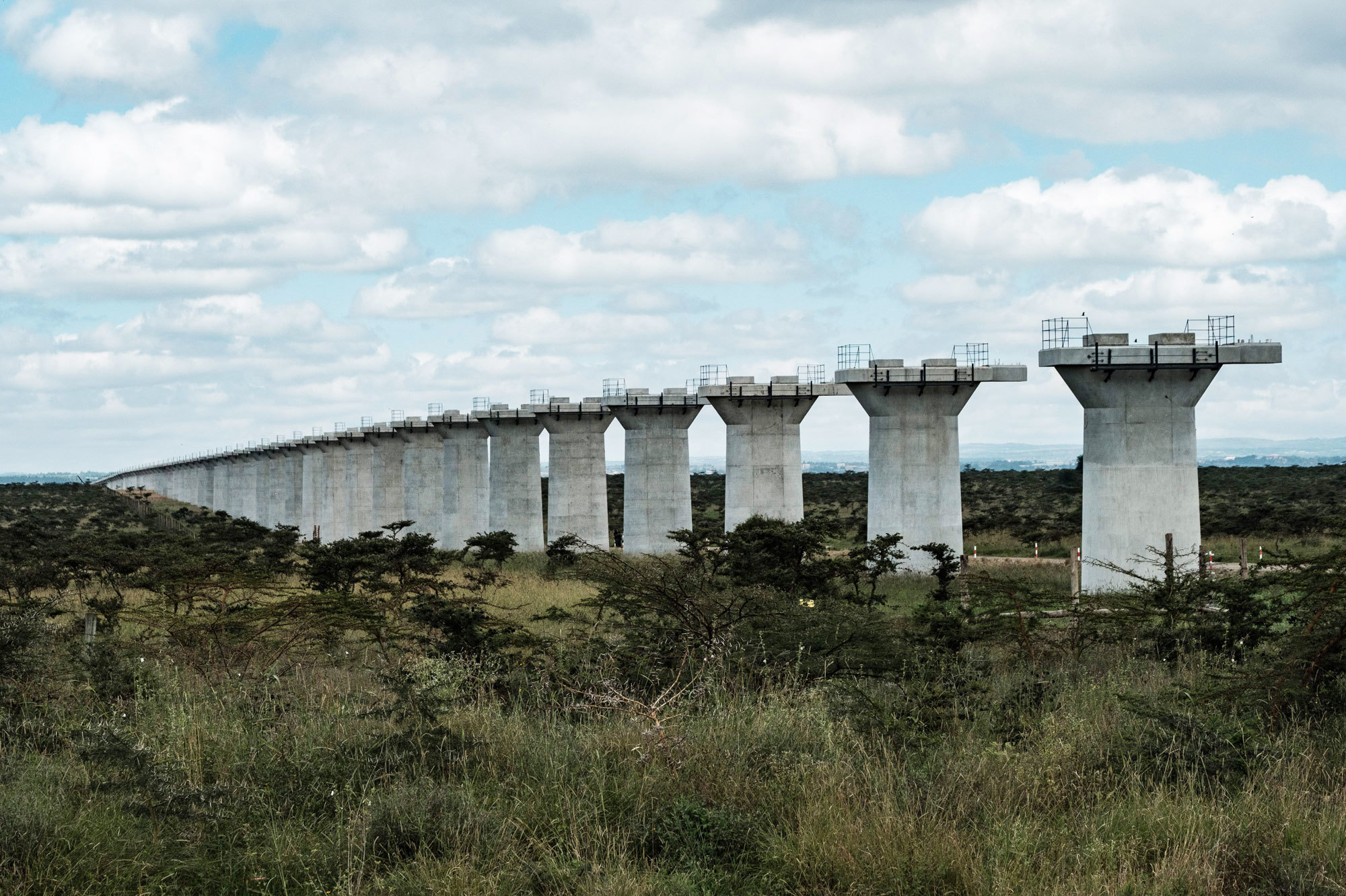 photo image Is the Global Era of Massive Infrastructure Projects Coming to an End?