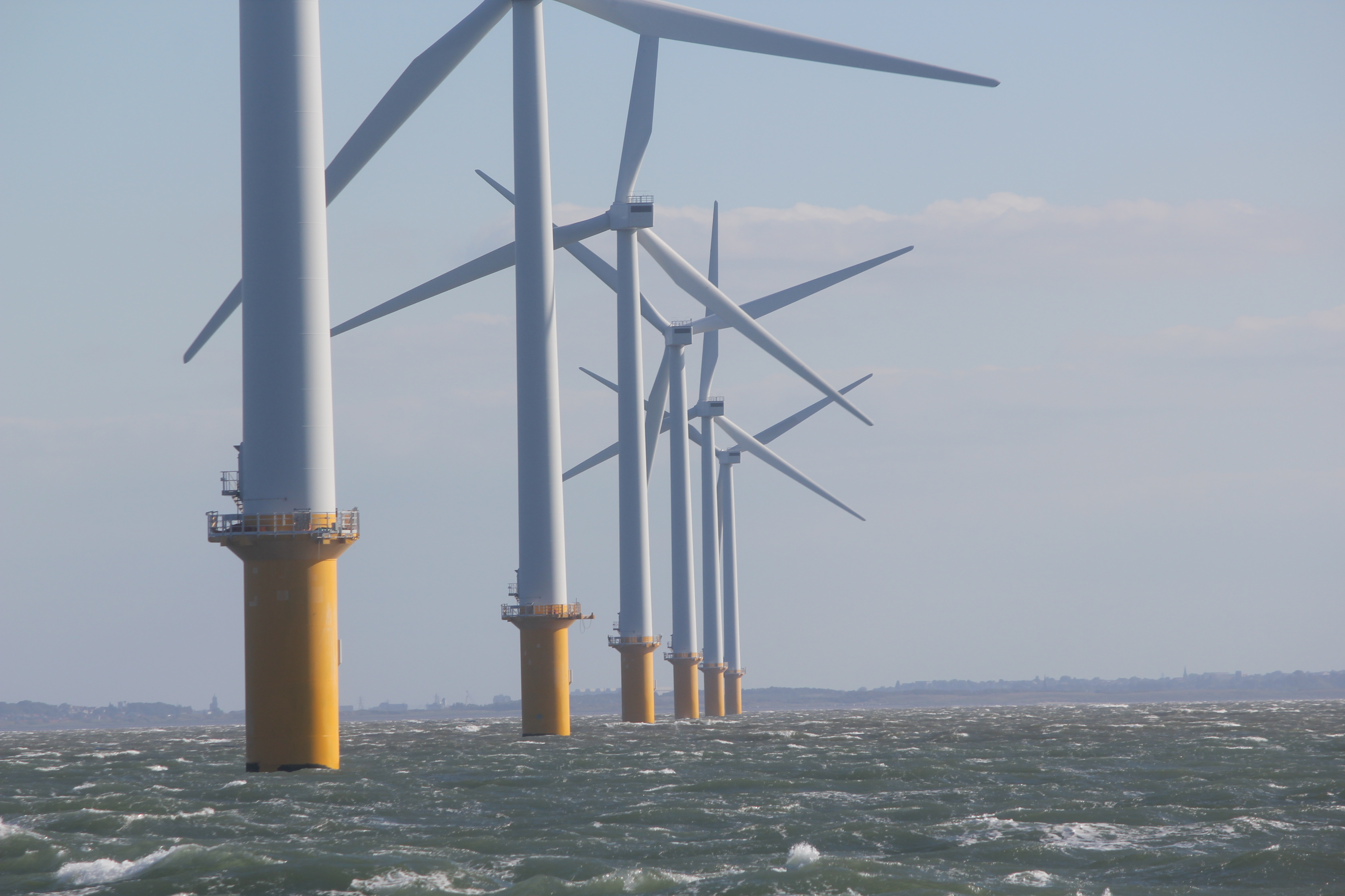 fshore Wind Energy is Booming in Europe Yale E360