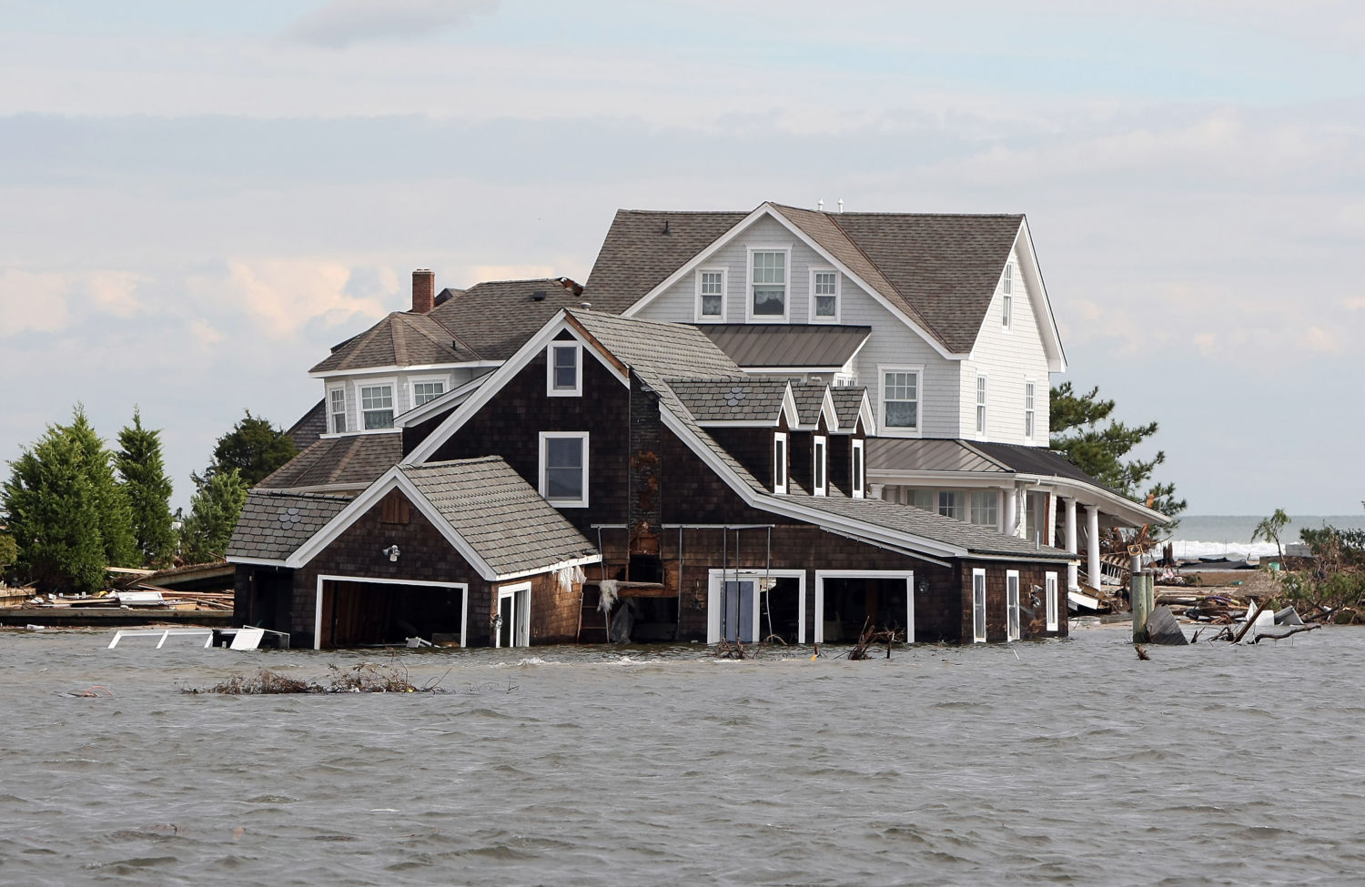 New Jersey Beach House Governor