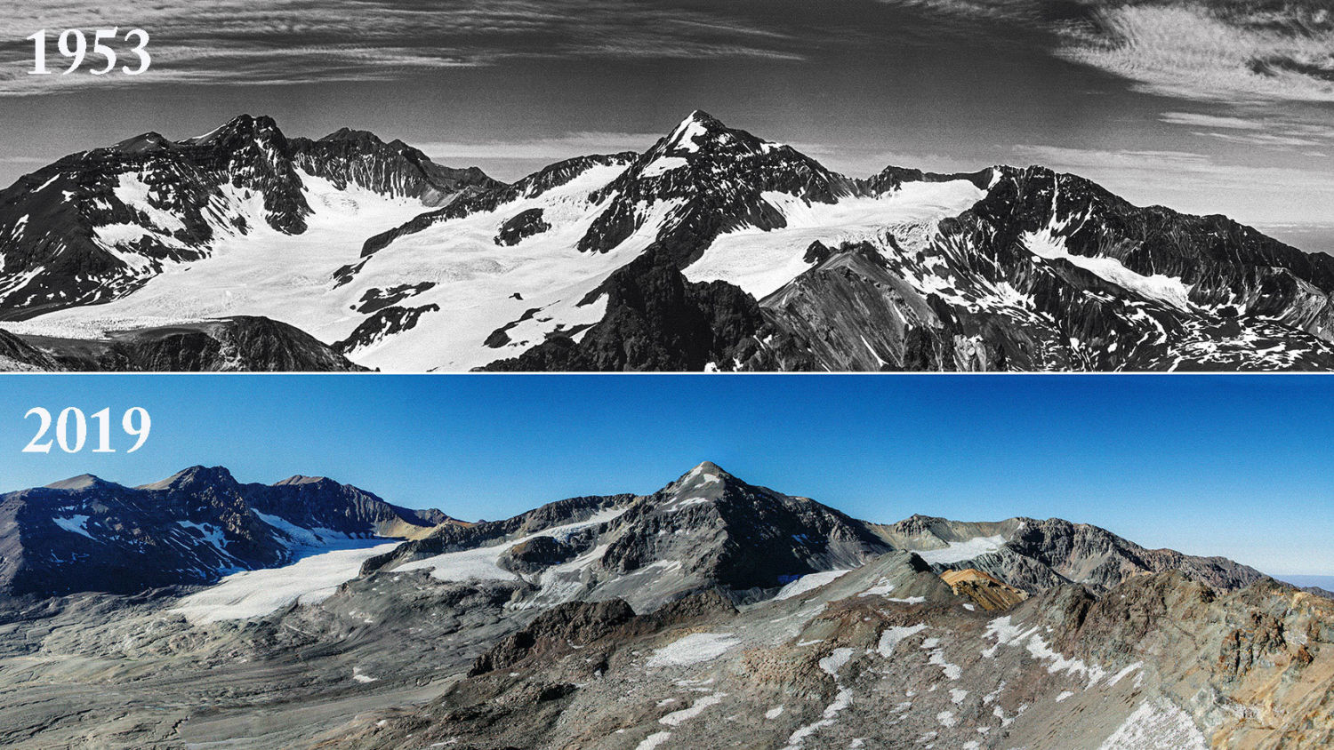 Andes Meltdown: New Insights Into Rapidly Retreating Glaciers - Yale E360