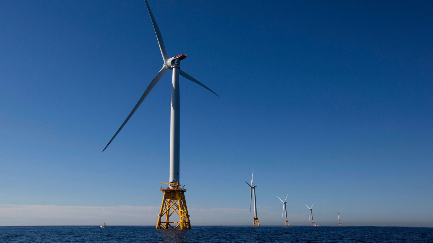 After an Uncertain Start, U S  Offshore Wind Is Powering Up