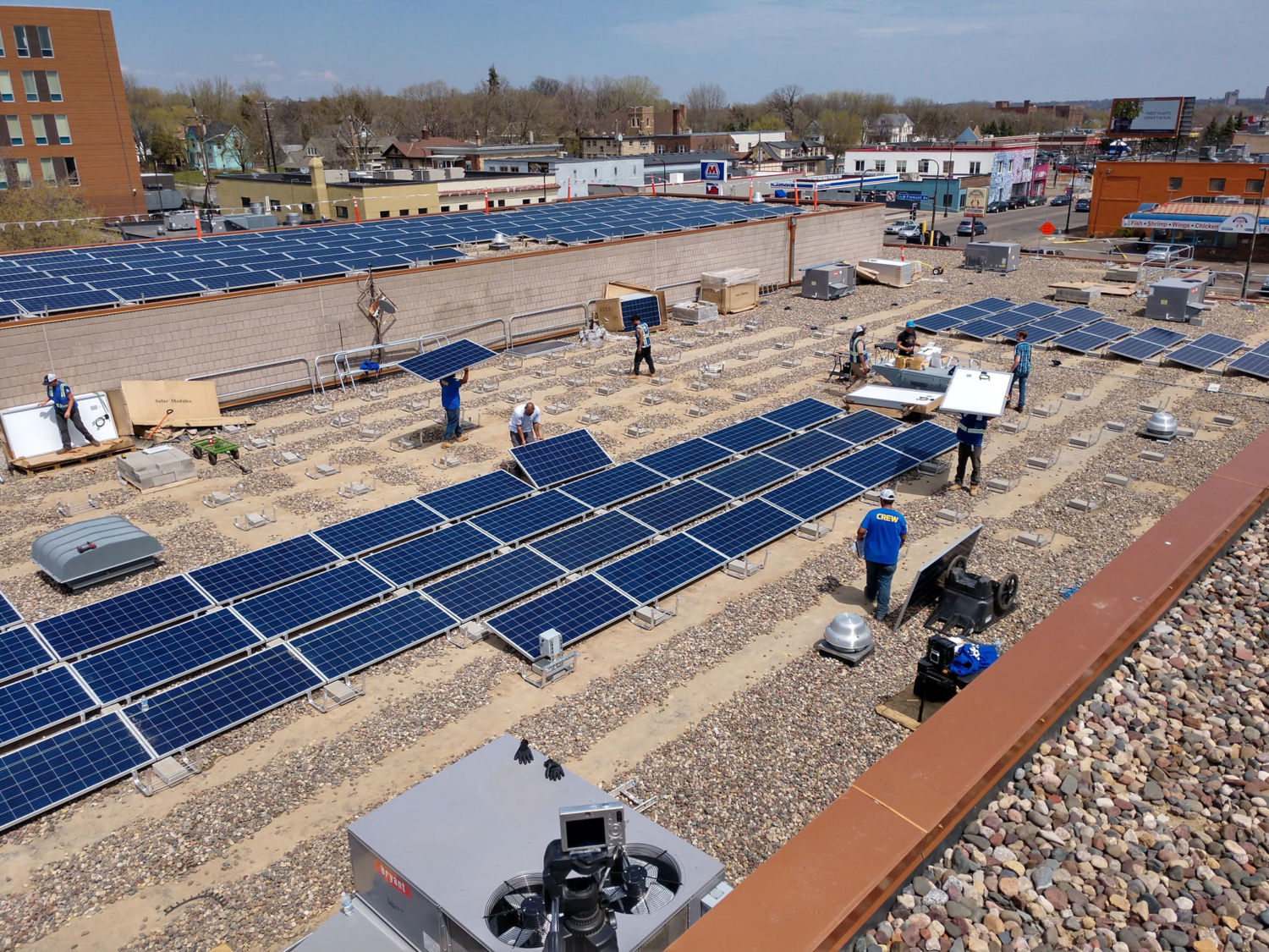 Energy Equity: Bringing Solar Power to Low-Income Communities - Yale