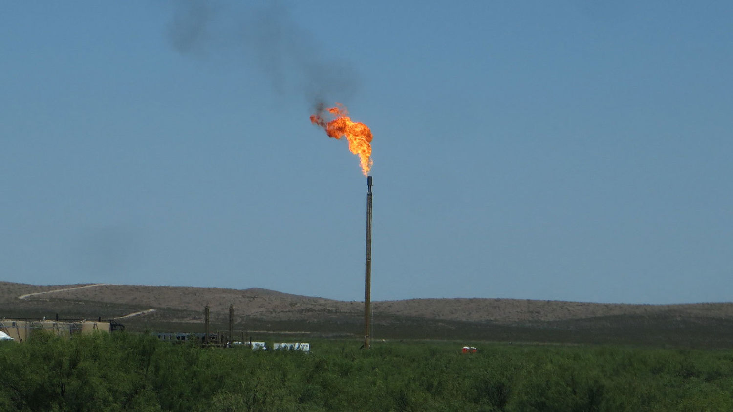 U.S. Fracking Boom Likely Culprit in Rapid Rise of Global Methane Emissions