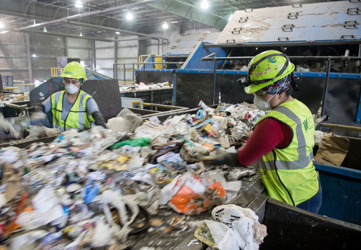 Piling Up: How China's Ban on Importing Waste Has Stalled