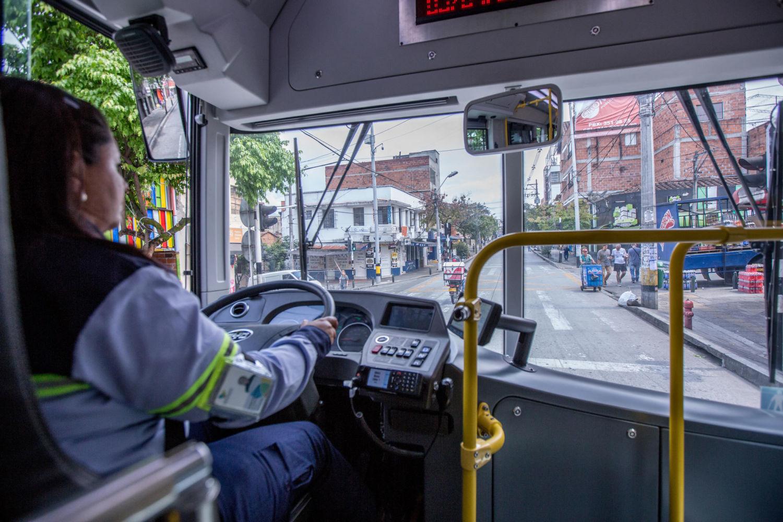 An Increasingly Urbanized Latin America Turns To Electric Buses Yale E360