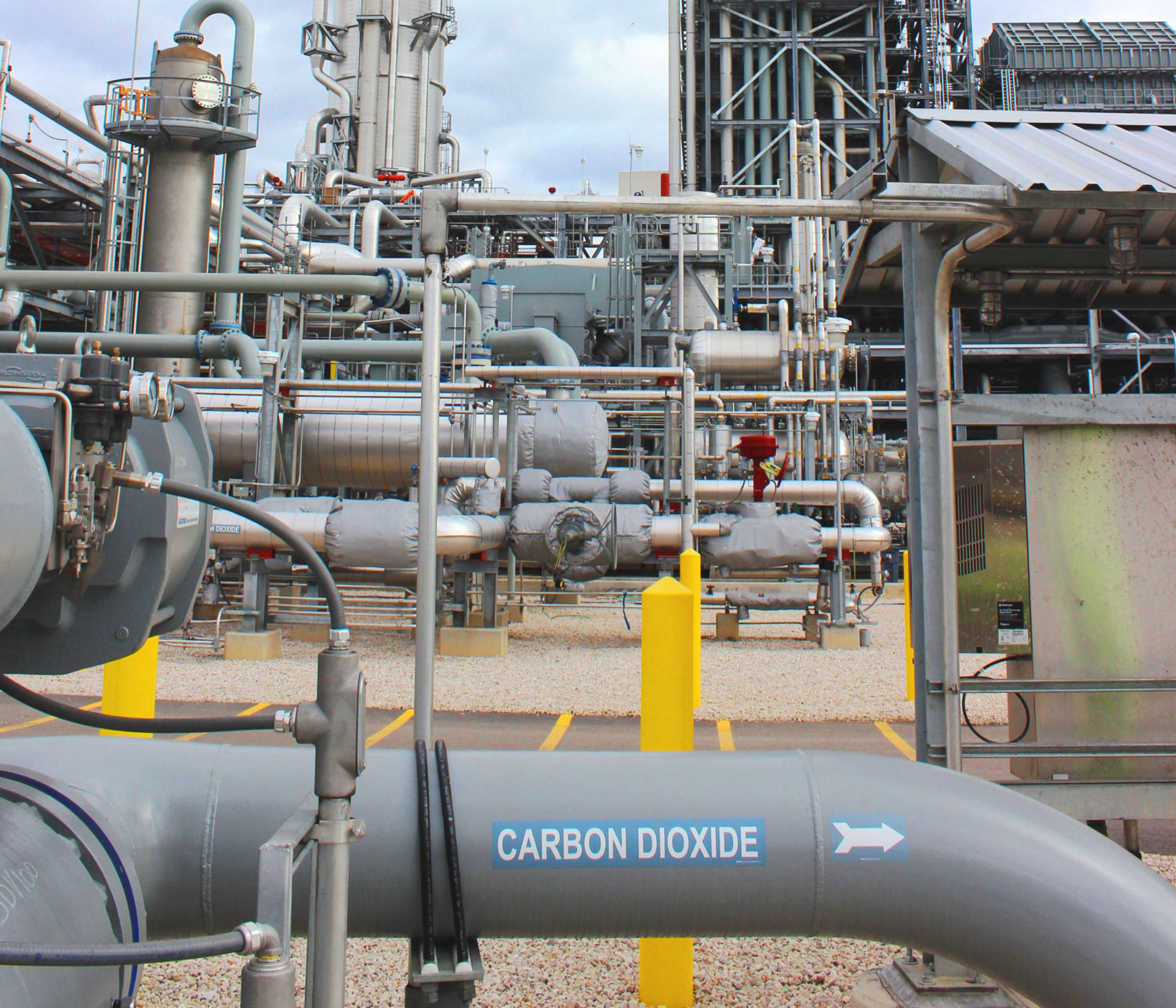 Why Green Groups Are Split on Subsidizing Carbon Capture Technology