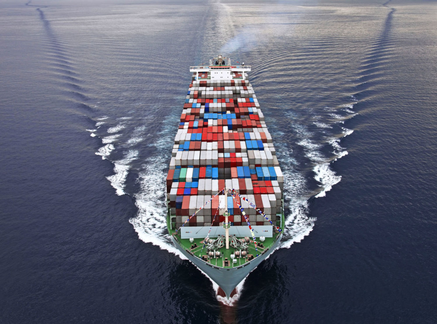 At Last, the Shipping Industry Begins Cleaning Up Its Dirty