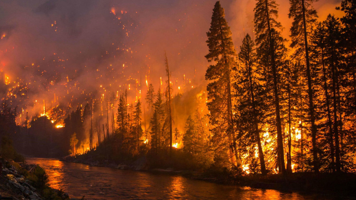 Washington-DNR-Chiwaukum-WildFires-2014-