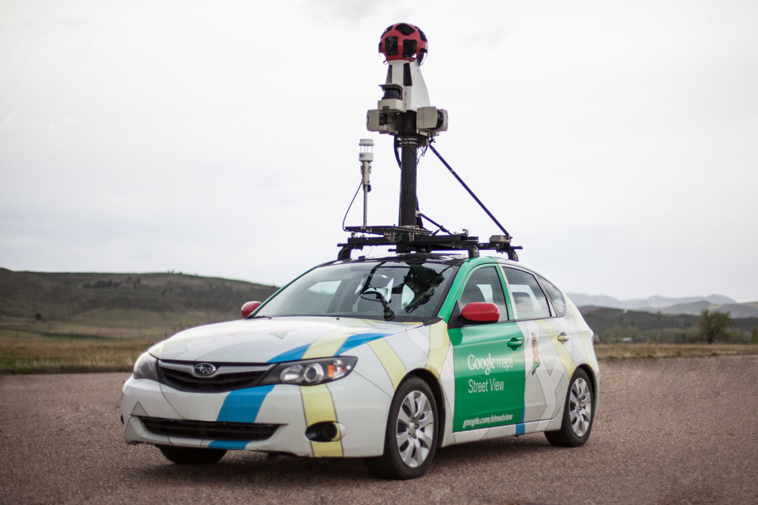 google street view cars are now helping to track methane leaks yale e360. Black Bedroom Furniture Sets. Home Design Ideas