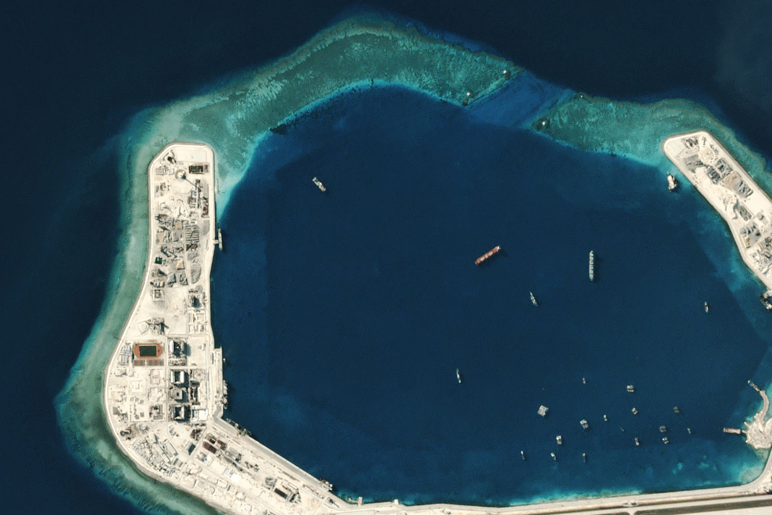 845a71beaff The Rising Environmental Toll of China's Offshore Island Grab - Yale ...