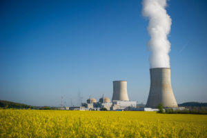 The 3,122-megawatt Civaux Nuclear Power Plant in France, which opened in 1997.