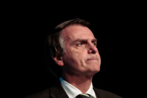 Brazil's president-elect, Jair Bolsonaro, has pledged to dismantle the country's environmental regulations.
