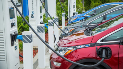 General Motors has partnered with EVgo to deploy more than 2,700 fast chargers across the U.S.
