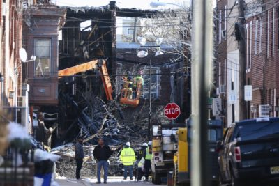 A 2019 leak from a 92-year-old gas main caused an explosion that killed two people and leveled five rowhouses in South Philadelphia.