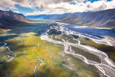 The Arctic National Wildlife Refuge in Alaska. The Interior Department is on track to begin auctioning leases to drill for oil and gas in the refuge by the end of this year.