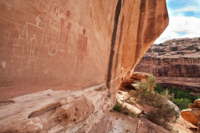 Bears Ears contains Native American cultural and archaeological artifacts, including centuries-old rock paintings.