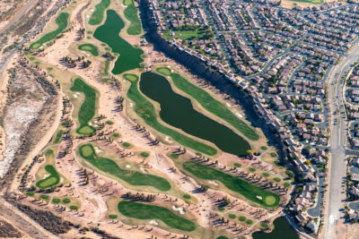 St. George, Utah is growing rapidly, with golf courses and subdivisions pushing into the desert. The city is seeking to build a new pipeline that would draw more Colorado River water from drought-stressed Lake Powell.