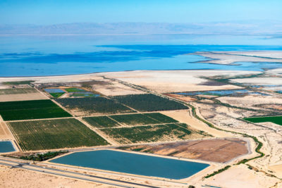 Water levels in California's Salton Sea are dropping, as less Colorado River is reaching it, causing a loss of wetlands that serve as critical bird habitat. Officials have devised a $700 million plan to restore 15,000 acres of wetlands, but the project is still not fully funded.
