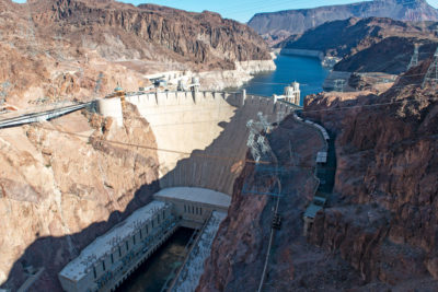 If water levels on Lake Mead drop another 32 feet, the Hoover Dam will stop generating electricity, cutting off power for millions of people in Southern California, Nevada, and Arizona.