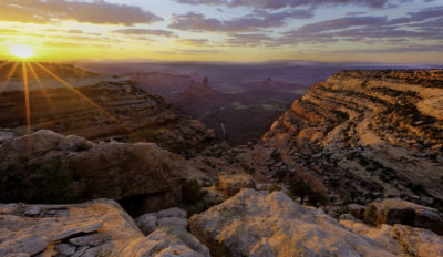 The future status of Bears Ears National Monument in Utah may end up being determined in federal court.
