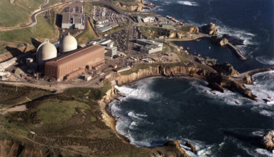 The Diablo Canyon Nuclear Power Plant, located near Avila Beach, California, will be decommissioned starting in 2024.