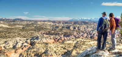 In December 2017, President Trump cut the Grand Staircase-Escalante National Monument in half, shrinking the monument by 900,000 acres.