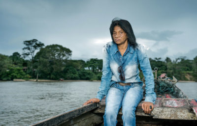 Brazilian activist Maria do Socorro, who campaigns with indigenous communities against hydroaluminium factories in the Amazon, is the target of frequent death threats.