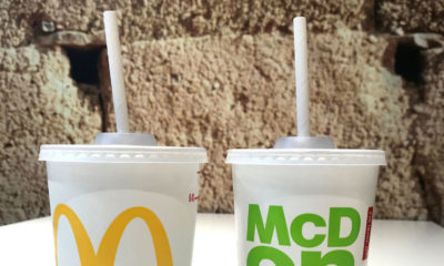 McDonald's is set to start using paper straws across the UK and Ireland.