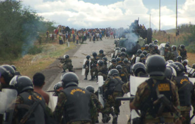 The 2009 standoff between police and Indigenous protesters, known as Bagua massacre, led to the deaths of 30 demonstrators and 12 policemen.