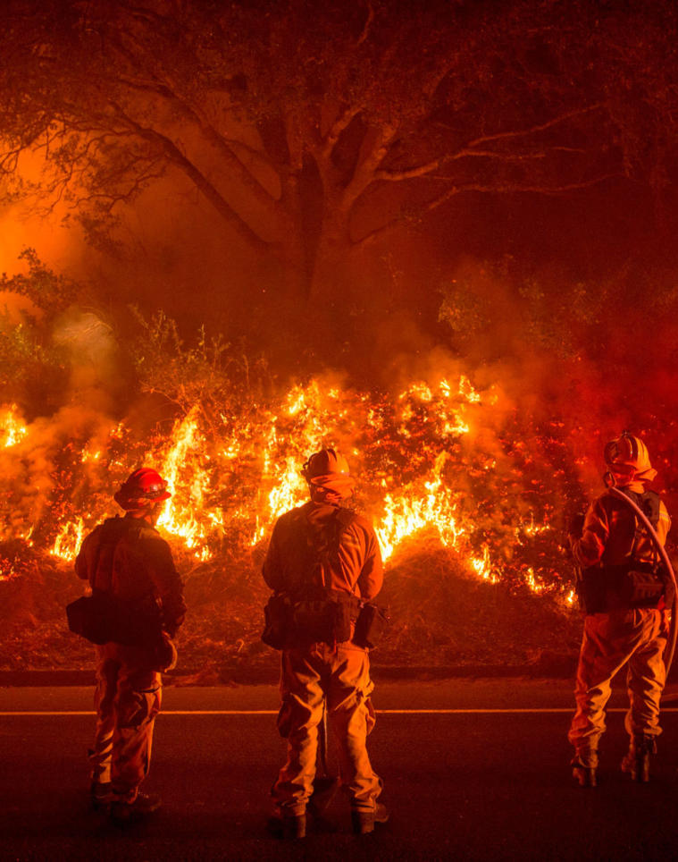 A New Era of Wildfires