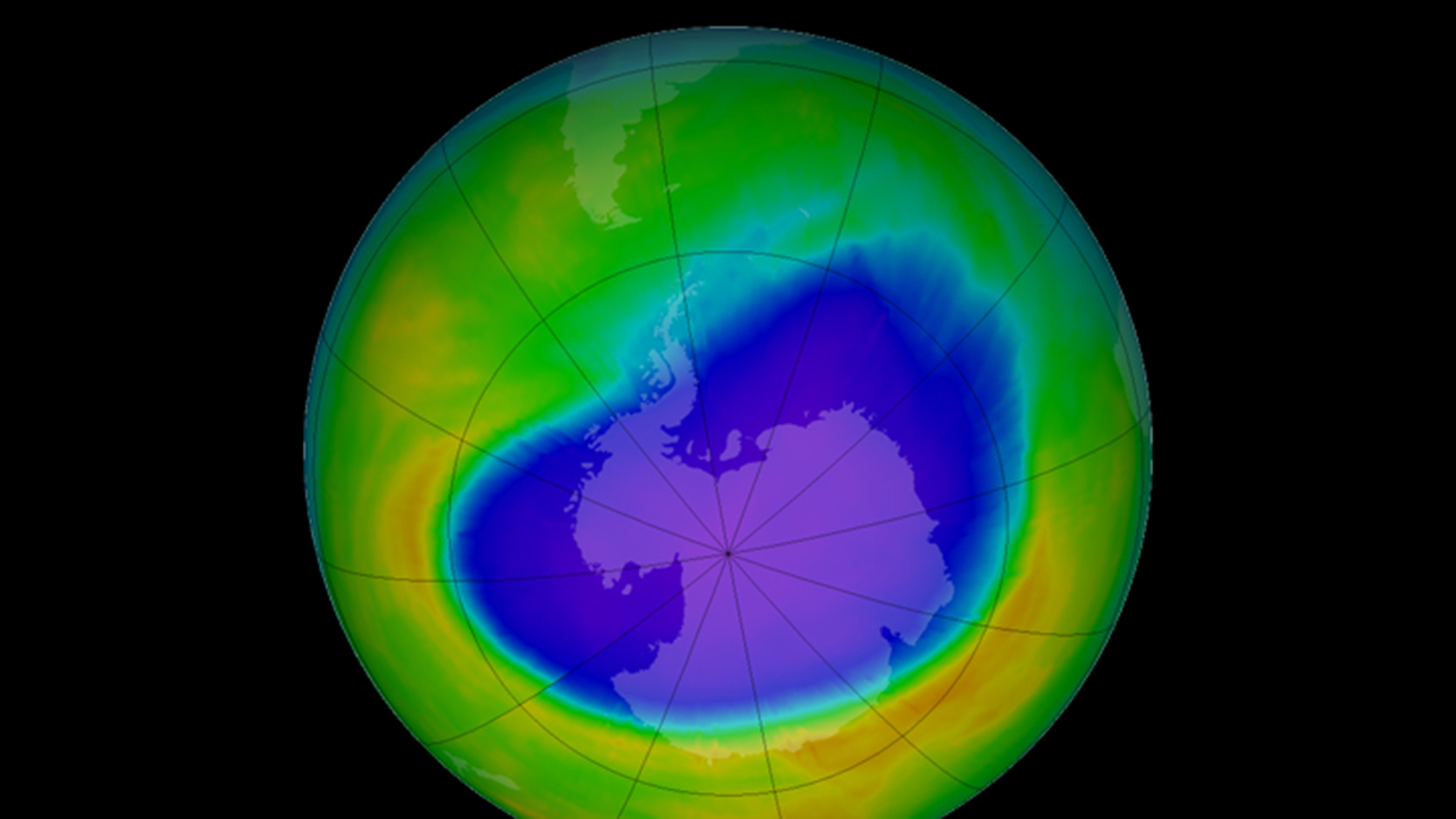chlorofluorocarbons and ozone relationship problems