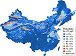 Groundwater arsenic in China