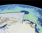 CryoSat Arctic Sea Ice Thickness