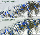 Canada Ice Shelf
