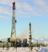 Arctic fracking