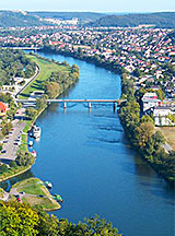 Danube River in Germany