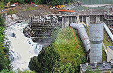 Elwha Dam breach