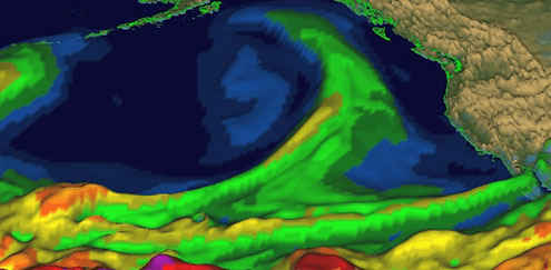 Atmospheric river