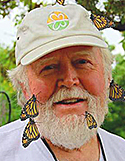 Chip Taylor Tracking Monarchs Decline