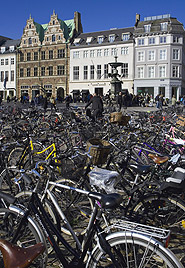 Bicycles in Denmark