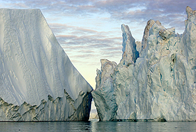 James Balog Photographing the Earth's Last Glaciers