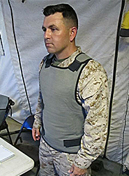 Marine Expeditionary Energy Cooling Vest