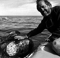 Whales Biologist Roger Payne