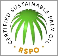 Certified Sustainable Palm Oil Label