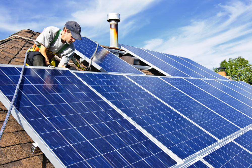 Rooftop Solar Poses A Major Challenge For Utilities, Which Are Used To  Sending Electricity In